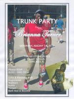 Related To Photo Trunk Party Invitation Send Off Woman College picture