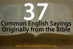The Bible has influenced and transformed many lives, leaving a mark ...