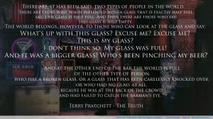 Terry Pratchett motivational inspirational love life quotes ...