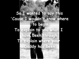 ... Jane - Staind - reminds me of how I felt when my daughter was little