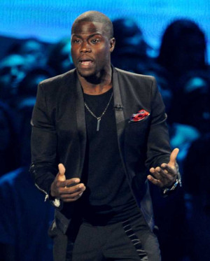 WORST STRING OF JOKES IN THE FORM OF A MONOLOGUE: KEVIN HART