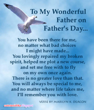 Father's Day Poem in English | Beautiful Poetry on Father's Day 2013