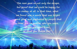Rave quotes