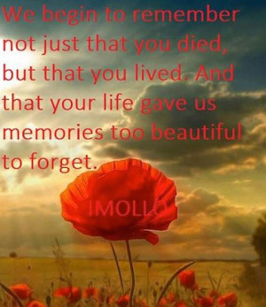 Lest we forget. Thanks for visiting QuotesNSmiles.com and in please ...