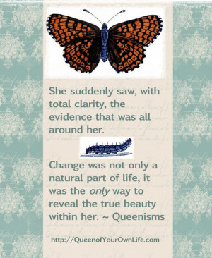 Butterfly Metamorphosis Quotes
