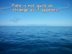 Fate Quotes Graphics, Pictures