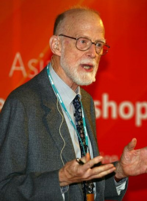 Tony Hoare 1980 Turing Award Winner and principal researcher of