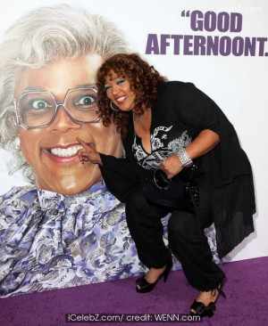 Los Angeles premiere of 'Tyler Perry's Madea's Big Happy Family' held ...