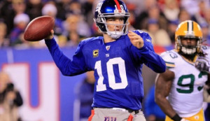 Eli Manning Interceptions