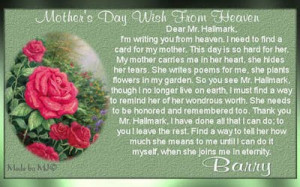 Four Mother's Day Poems For Our Readers