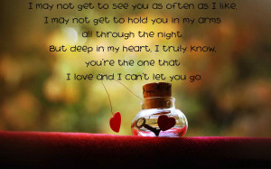 Heart Touching Love Quotes For Her Wallpaper