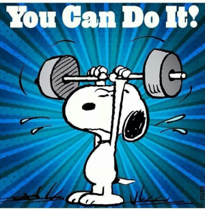You can do it!!!!