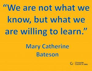 ... quote See more at CharacterCountsInIowa.org/character-quotations