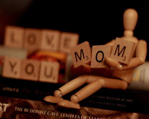 Love You Mom Quotes For Facebook Love you mom 2014 image