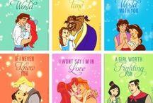 Disney & Pixar / Movies, quotes, etc. :) / by Rachel Steiner