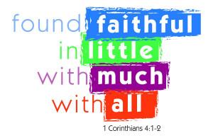 An Annual Congregational Stewardship Emphasis: Growing Faithful ...