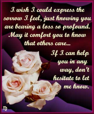 Labels: Deepest Sympathy Quotes