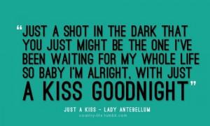 Lady Antebellum :)