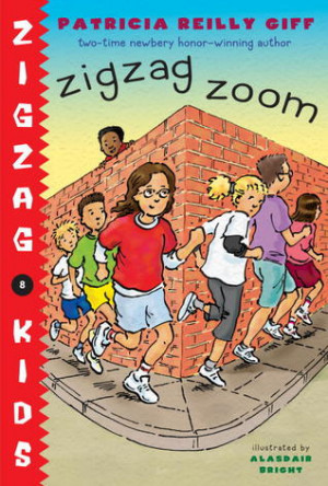 "Start by marking ""Zigzag Zoom"" as Want to Read:"