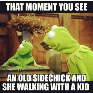 The 25 Funniest Kermit #thatsnoneofmybusinesstho Memes