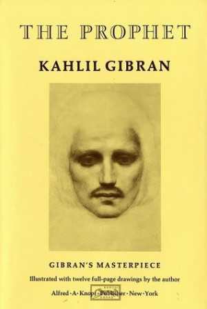 Review: The Prophet by Kahlil Gibran