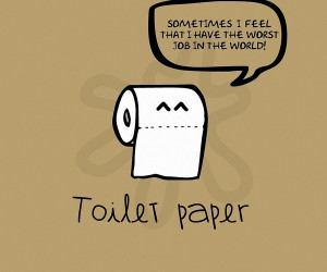Toilet Paper Funny - Image