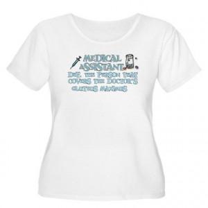 Funny Medical Assistant Ecards Medical assistant shirt