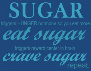 food manufactures recognize the addictive nature of sugar and high