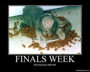 ... : Funny College Finals Quotes , Funny College Final Exam Quotes
