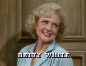 Betty White Quotes Golden Girls Happy birthday betty white!