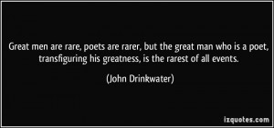 More John Drinkwater Quotes