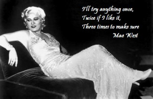 Mae West Pictures, Images and Photos