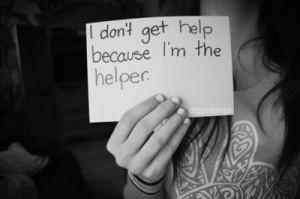 sad quotes white pain hurt friends alone black hate boy help self ...