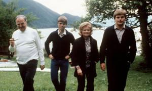 Walter Kohl: Familie als