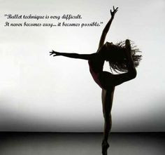 My Fav Ballet Quotes