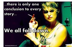 keira knightley quotes | Keira Knightley Domino 2005 | Movie Sayings