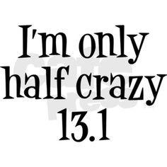 Love Run Inspire Full or Half Marathon 13.1 or 26.2 Runner Handstamped ...