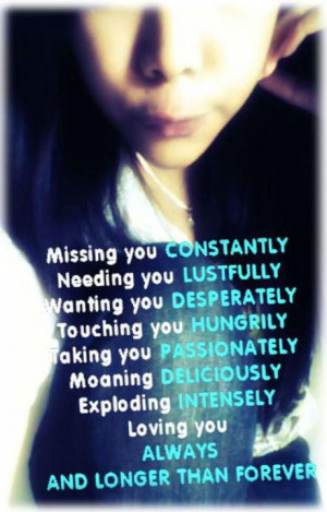 cute i miss you quotes for her