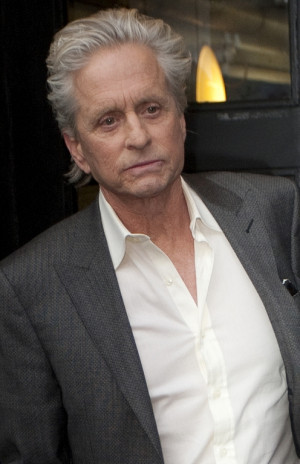 Michael Douglas's Cancer Was Not Caused by Smoking