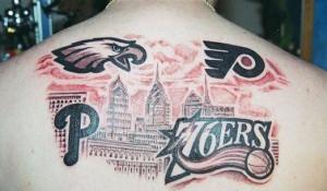 ... Art, Philly Sports, Philadelphia Sports, Sports Fans, Sports Tattoo