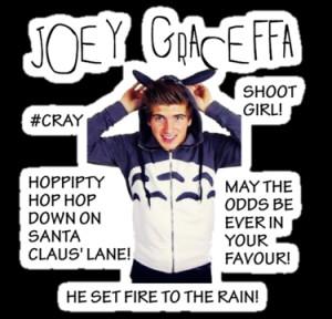 Joey Graceffa Quotes by BethTheKilljoy