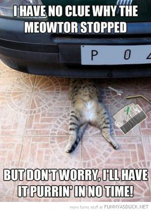Funny Mechanic Jokes