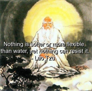 Lao tzu, quotes, sayings, about water, wisdom, famous quote