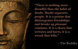 buddha sayings lord buddha hd wallpaper quotes on doubd lord buddha ...