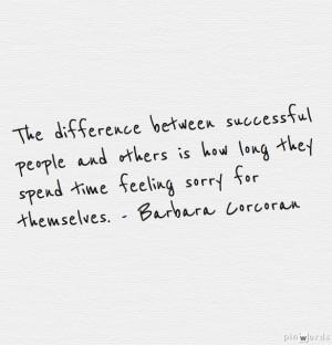 Barbara Corcoran success quote