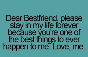 best friend friendship quote share this friendship quote on facebook