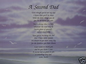 Stepfather Gift Second Dad