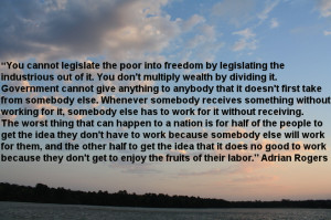 Adrian Rogers motivational inspirational love life quotes sayings ...