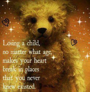 Losing a child