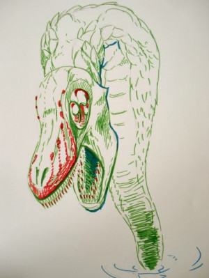 Sunday Guest: the Sea Serpent
